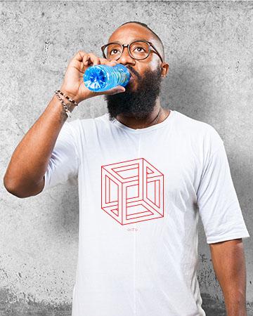 tee-shirt graphique octo