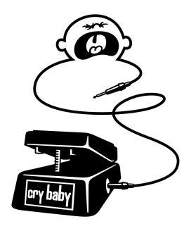 tee-shirt cry-baby