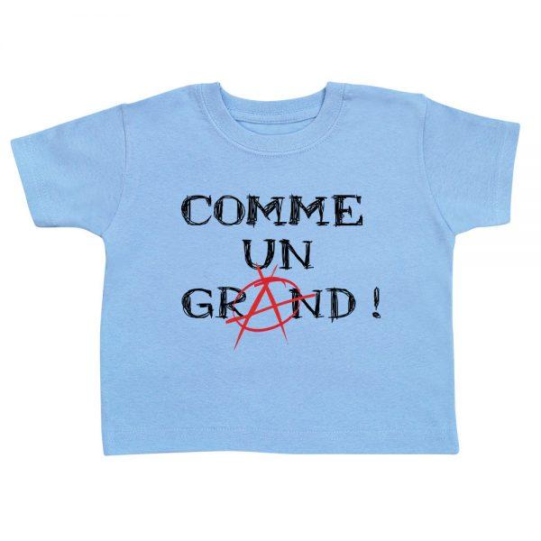 T-shirt enfant anarchie