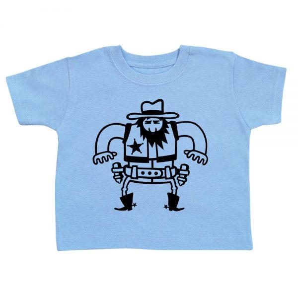 t-shirt-enfant-bang-bang-bleu-recto