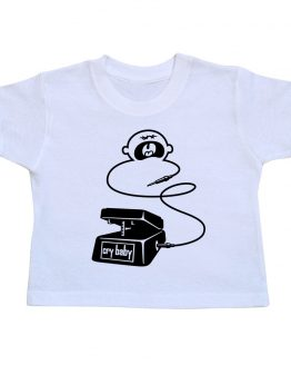 t-shirt-enfant-cry-baby-blanc