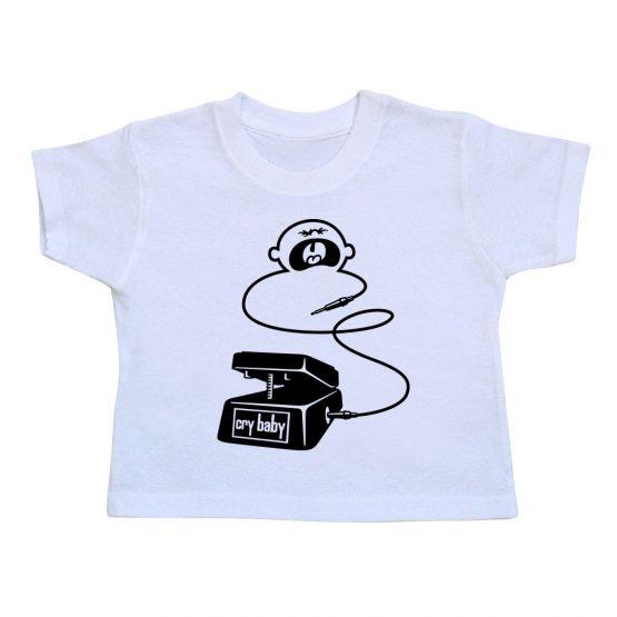 t-shirt-enfant-cry-baby-blanc