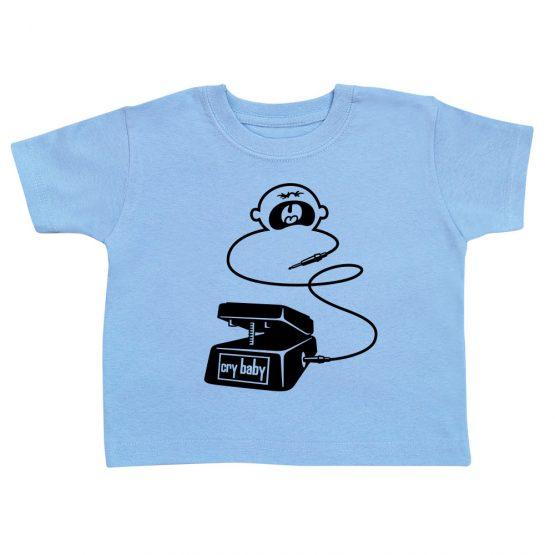 t-shirt-enfant-cry-baby-bleu
