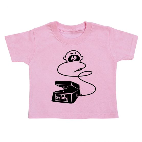 t-shirt-enfant-cry-baby-rose