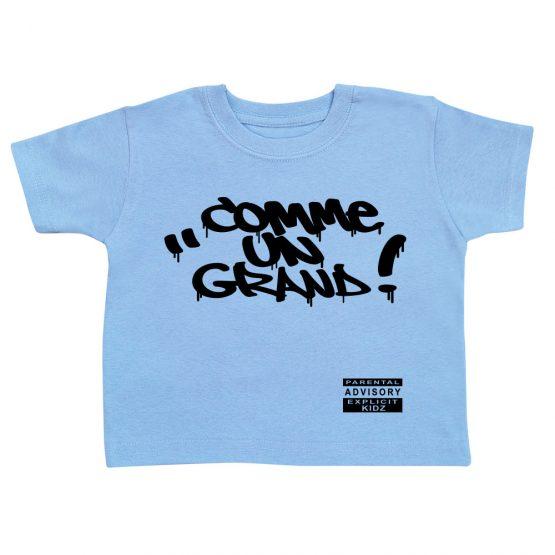 t-shirt-enfant-marker-bleu