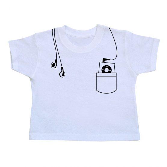 t-shirt-enfant-mp3-blanc