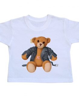 t-shirt-enfant-nounours-blanc