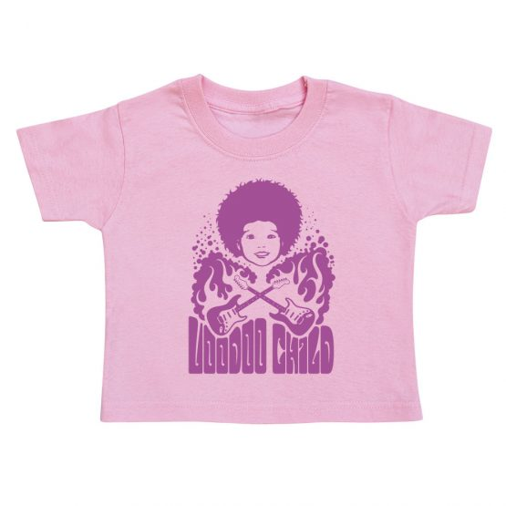 t-shirt-enfant-voodoo-child-rose